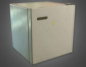 Mini Refridgerator TLS - PBR Game Ready 3D model