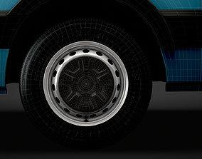 utility Nissan NV 400 L4H2 MiniBus 2020 3D