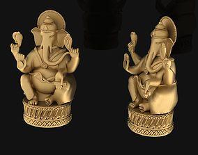 3D print model Holy elephant of Hinduism 093