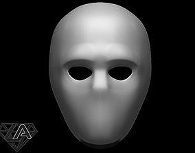Rainbow six siege vigil mask 707 3D print model