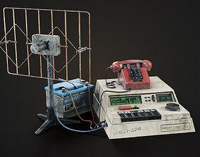 3D model Standalone Phone