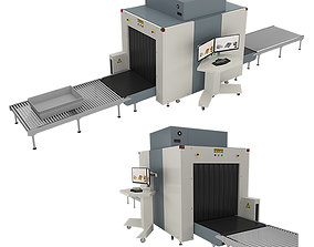 X-ray Machine 3D