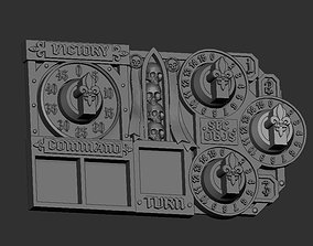 Armored Battle Convent Sisters 3D printable model 3
