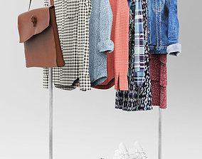 3D Clothes Hanger