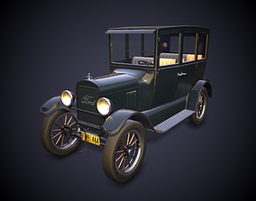Ford model T 1925 VR / AR ready