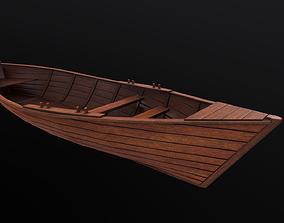 Gdovka boat 3D model