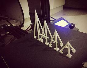 3D printable model Pyramid of Painter 3dprint