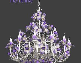3D Chandlier Italy Export Iris furniture