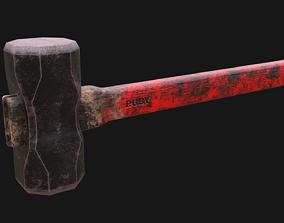 3D model Sledgehammer Rubin