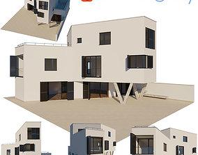 Palit house 3D model exterior