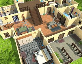 Easily Interiors Full Packs 3D model