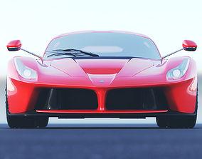 3D La Ferrari 2017