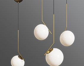 Flos Pendant Lights Family Michael Anastassiades 3D model