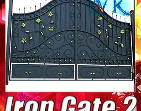 Iron Gate 02 3D