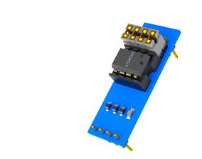 Module PCB Memory ATC24XX for Arduino 3D print model