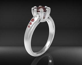 3D print model Ring WEDCORGEM