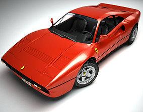 Ferrari GTO 1984 3D