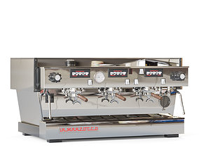 3D Coffee machine La Marzocco Linea Classic