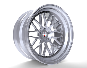 3D HRE 300 Custom Wheel