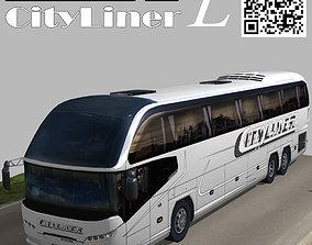 3D model Neoplan bus Cityliner L