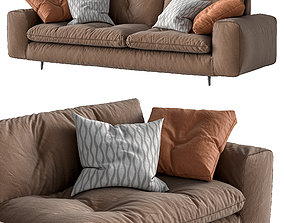 Bonaldo Sofa AVARIT 3D model pillow