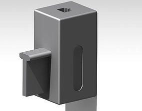 ADSL fixkey-P1 3D model