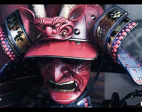 Feudal Japan Warroom Environment - Unreal Engine 3D model