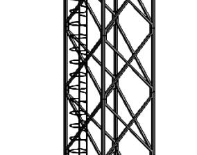 TANQUE ELEVADO 3D