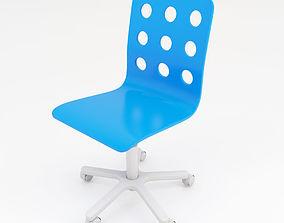 Jules childrens desk chair 3D