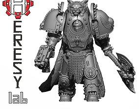 HeresyLab Talon Meka MK1 3D print model HL136