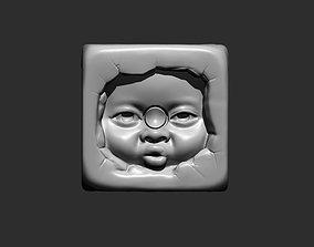 3D printable model Diceboy