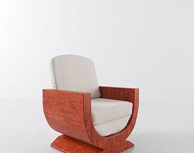 armchair 53 am142 3D model