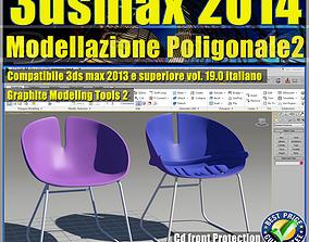 3ds max 2014 Modellazione Poligonale v19 Italiano cd