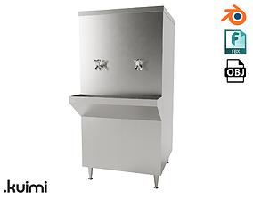 3D PBR Water Dispenser 002