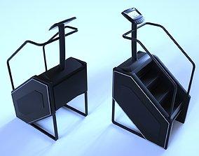 Stair Master treadmill 3D model