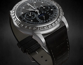3D model Patek Philippe watch