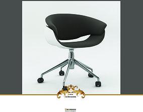 Chair offic 3D model