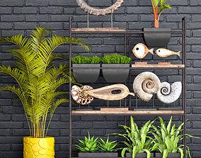horn 3D Decorative set