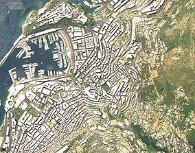 3D model Cityscape Monaco