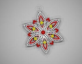 3D print model Christmas mini star