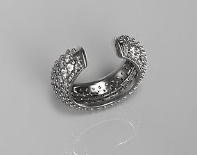 Ear Cuff Jewel 3D printable model