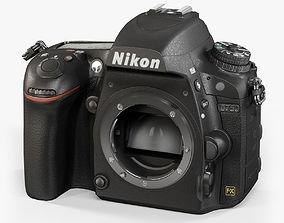 Nikon D750 Body Black 3D model