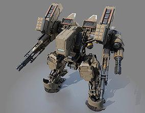 Battle Robot Tank 3D
