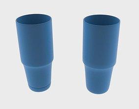 3D asset Glass G High