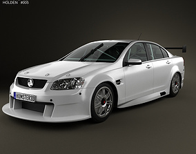Holden Commodore V8 Supercar 2012 3D