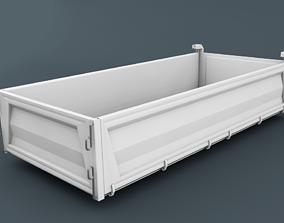 3D Tipper Truck