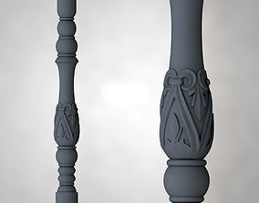 orthodox baluster 3D printable model
