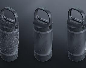 3D Bluetooth Speaker electronics