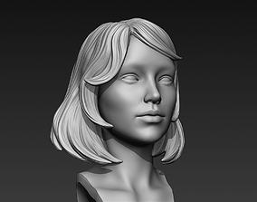 Hair 11 3D model