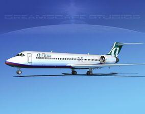 Boeing 717-200 Air Tran 1 3D model